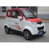 Quality DZ7000G5 Model Electric Powered Van / Vehicles 5 Seats LHD And RHD Sedan Electric Car for sale