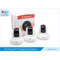 China Wireless Hd Ip Wifi Cctv Indoor Security Camera , Long Range Ptz Camera on sale