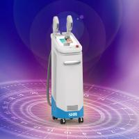 Buy Quickly Hair Removal Machine,Painless Hair Removal,Two Handles Shr IPL Hair Removal Device at wholesale prices