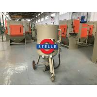 China Removable Portable Sand Blasting Machine Oil Containment Removal Aerospace Industry on sale