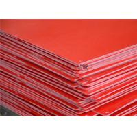 Quality Red UPGM 203 Insulation Sheet HM2471 German Standard High Mechanical Strength for sale