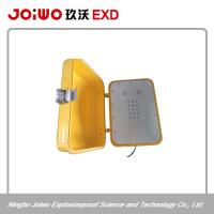 Quality handfree waterproof dutproof phone wall-mounted telephone IP54 phone for sale