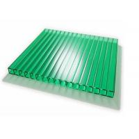 Quality Lightweight Double Wall Polycarbonate Greenhouse Panels Uv Protection for sale