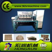 Quality 3000pcs/hr  Automatic egg tray making machine for sale