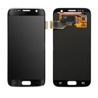 Samsung Galaxy S7 OLED display SM-G935 Display Touch Screen For Galaxy S7 edge LCD Black color