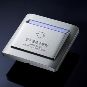Quality 125Khz Temic card power switch,'hotel card key switch for sale