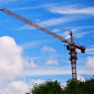 China 56m Boom Length China Crane Companies Qtz63 Tower Crane for Sale on sale