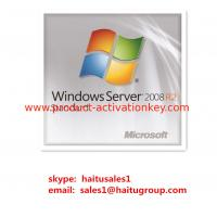 Quality Windows Server 2008 R2 Standard OEM key online activation server key for sale