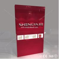 China high end brand cosmetic showcase for shopping mall on sale