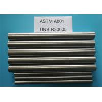 Quality FeCo27 ASTM A801 Soft Magnetic Materials With High Magnetic Saturation for sale