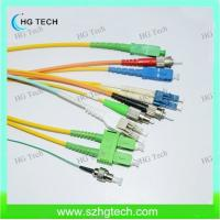 Quality SC/LC/FC/ST Fiber Optic Patch Cable Manufacturer for sale