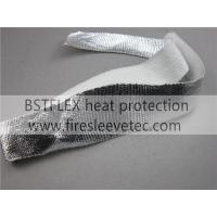 Quality high temperature aluminum fiberglass tape for sale