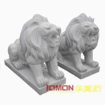 Quality Granite Lion Statue (XMJ-Li01) for sale