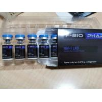 China IGF-1LR3 Growth Hormone Peptides C30H49N9O9 Dry Cool Place Storage For Adults on sale