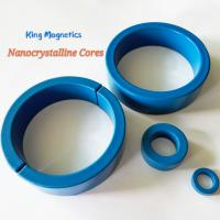 king magnetics customizes high performance amorphous and nanocrystalline toroid and cut cores