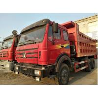 Quality stock beiben 2014 years dump truck , 340hp dump truck , cheap tipper truck , heavy dumper truck ,6x4 truck for sale