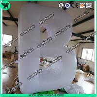 Quality Inflatable Letter , Inflatable B Replica for sale