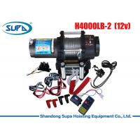 Buy 12V 24V Electric Winch 2000lbs - 20000lbs Rated Line Pull Patent Clutch Structure Winch at wholesale prices