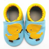 China handmade leather soft sole kids shoes baby first step shoes on sale