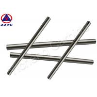 Quality Custom Tungsten Round Bar , 6 / 10 / 12 MM Tungsten Metal Rod For Bushing Bearings for sale