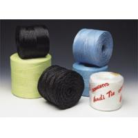 Buy cheap Agriculture PP Packing Baler Twine , Raw White Red Blue hay baling twine from Wholesalers