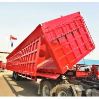 Quality Side Dump Trailer, Tipping Trailer, Tipper Trailer, Hydraulic Dump Trailer, Side Tipping Trailer for sale