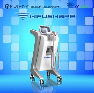 China Hot best slimming beauty equipment! Professional 13mm focal depth hifu body slimming HIFUS on sale