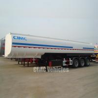 Quality Fuel tanker trailer fuel semi transport trailers fuel tanker semi trailer for sale | CIMC TRAILERS for sale
