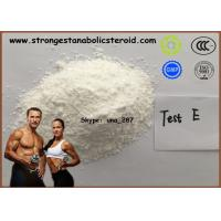 China 99% Raw Steroid Powder Hormone Testosterone Enanthate Test Enanthate For Muscle Building on sale