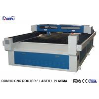 Buy cheap Untouch Following System Industrial Laser Cutting Machine For Wood / Metal from wholesalers