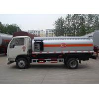Quality 6000 liters fuel tank truck,  oil tanker truck for sale for sale