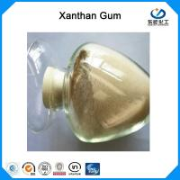 Quality White Powder Xanthan Gum Polymer High Purity With 25 KGS / Bag Corn Starch Raw Material for sale