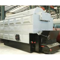 Quality Wood Chip Steam Boiler Safe Outdoor Wood And Coal Boiler  Low Pressure for sale
