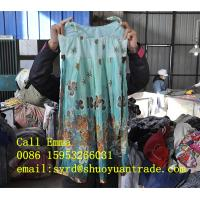 China unsorted original used clothes on sale