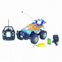 China Hot Selling 1 16 Scale 4 x 4 RC Truck with Automatic Demonstration Function on sale