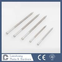 Jolt Head stainless steel annular ring shank nails for timbers