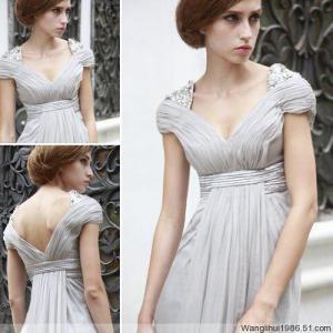 China Evening Dress, Bridesmaid Dress, Prom Dress on sale
