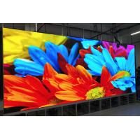 China TV Studio High Definition LED Display Wide Viewing Angle Fanless Design on sale