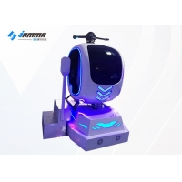 Buy cheap 9D VR Plane Virtual Reality Cinema With 32 Inch Screen DDR3 4G from wholesalers