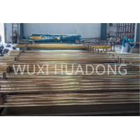 Quality Brass 50mm~120mm Rod  Horizontal Copper Continuous Casting Machine for sale