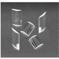UV-Grade Fused Silica Plano-convex Cylindrical Lenses