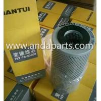 Quality Good Quality Filter Transmission (Steering) For Shantui 16Y-75-23200 for sale