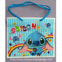 Quality Poly Drawstring Bags / One Shoulder Backpack Custom Children'S Cartoon Picture for sale