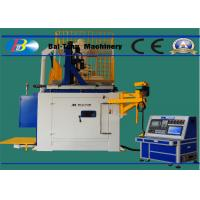 Quality Double Chamber CNC Shot Peening Machine Continuous Pressure Module For Fan Blade for sale