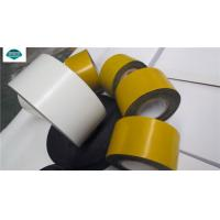 Buy cheap Polyethylene Film Backing Underground Pipe Wrap Tape with ASTM D 1000 Standard from Wholesalers