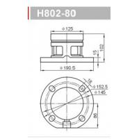 Quality Safety Valve-H802-80 for sale