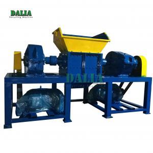 Buy cheap High Performance Smashing Metal Shredder Machine Slow Speed 500kg/h Capacity from wholesalers