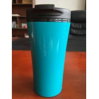 Buy cheap 12oz double wall plastic tumbler mighty mug suction beverage bottle suction mug from wholesalers
