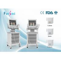 Quality New and hot sale Korea high intensity focused ultrasound hifu face lift machine for sale