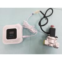 Quality OEM HD8200 dual gas alarm for carbon monoxide and natural gas with flexible port for valve and power for sale